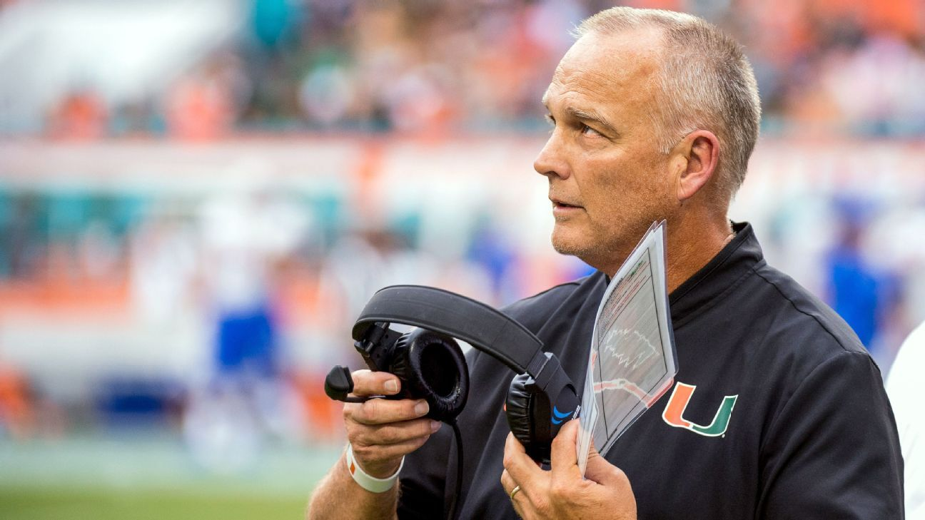 Richt's Miami tenure showed early promise, but exposed bigger problems