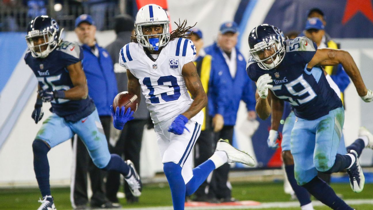 03443f68d Colts  T.Y. Hilton limping to his  second home  in Houston - AFC South- ESPN
