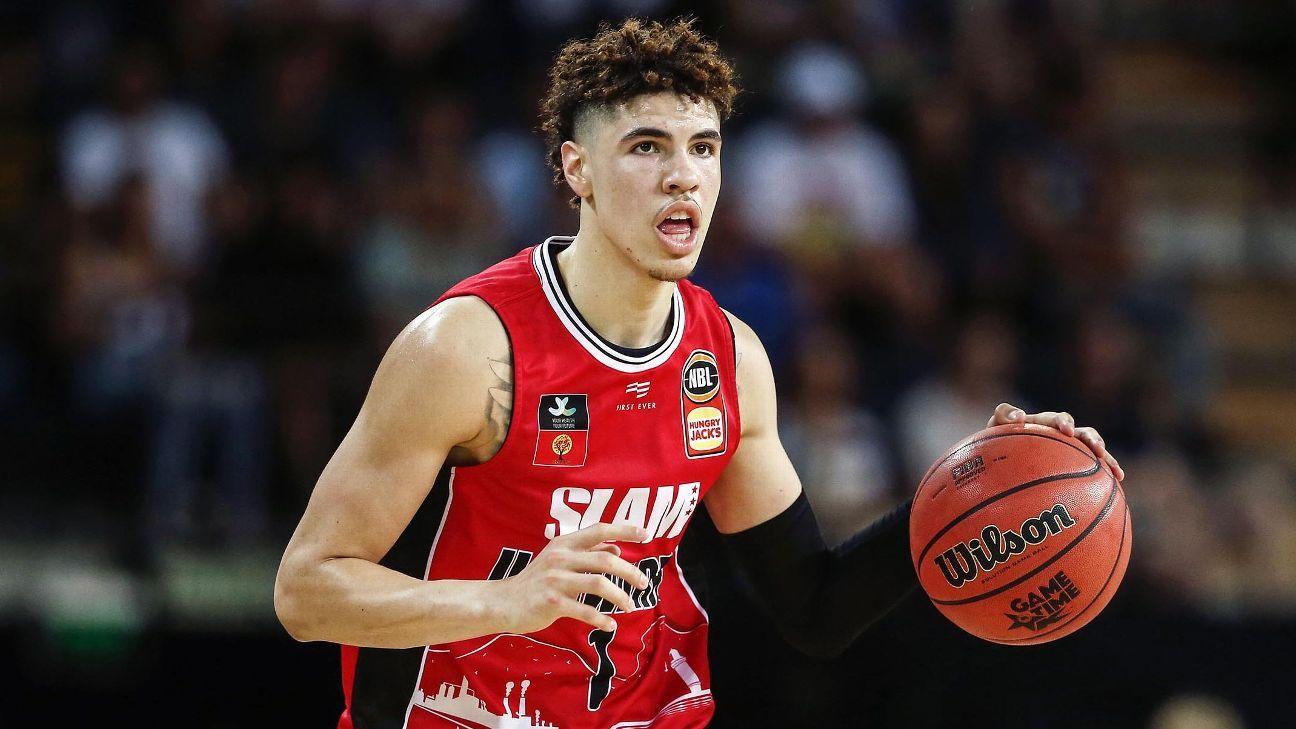 Banged-up LaMelo Ball shutting down Aussie season