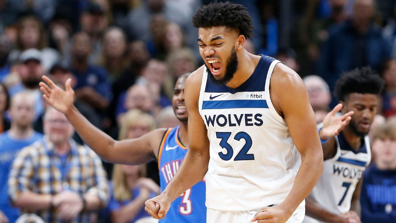 Wolves don't see clear choice for No. 1 pick