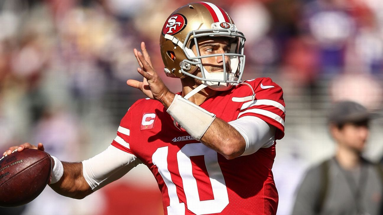 First look at NFL conference championships: Previewing Titans-Chiefs, Packers-49ers