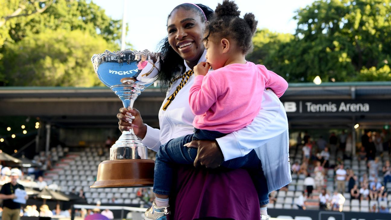 Serena Williams: 'I am often exhausted, stressed, and then I go play a professional tennis match'