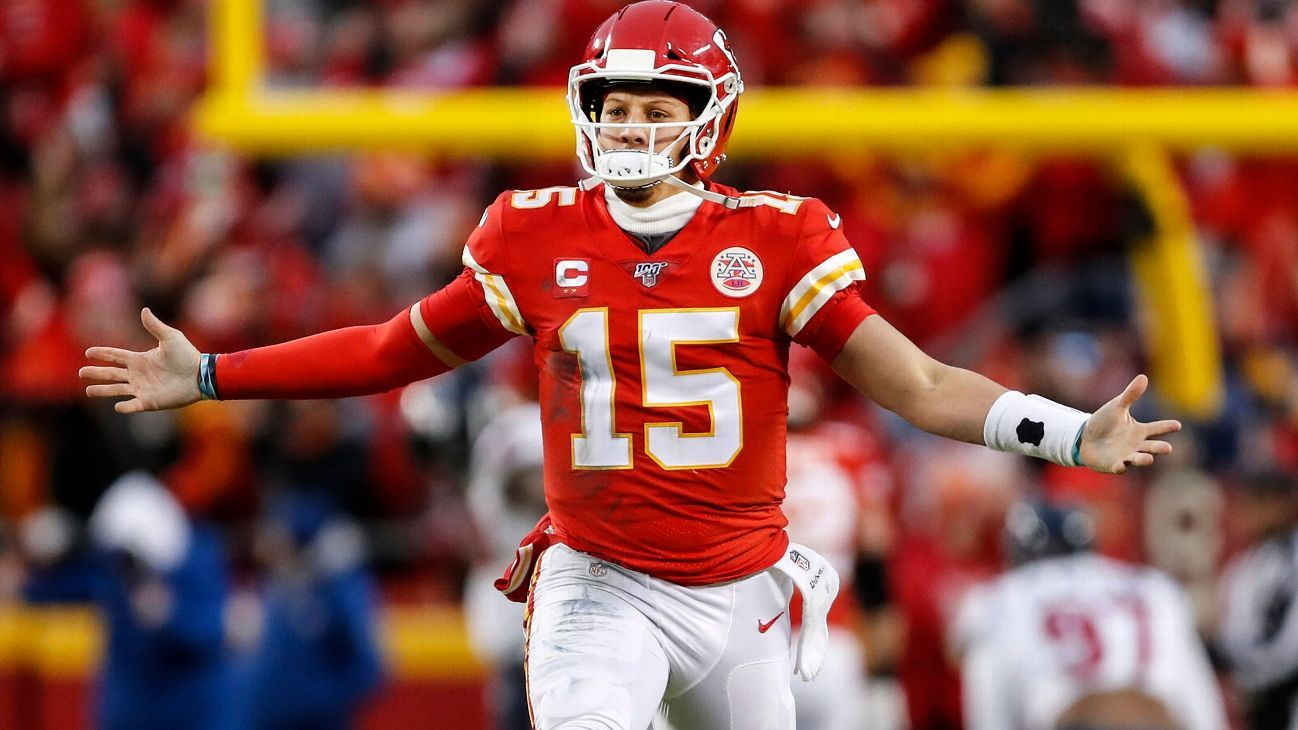 Patrick Mahomes-inspired Chiefs shatter records in rally