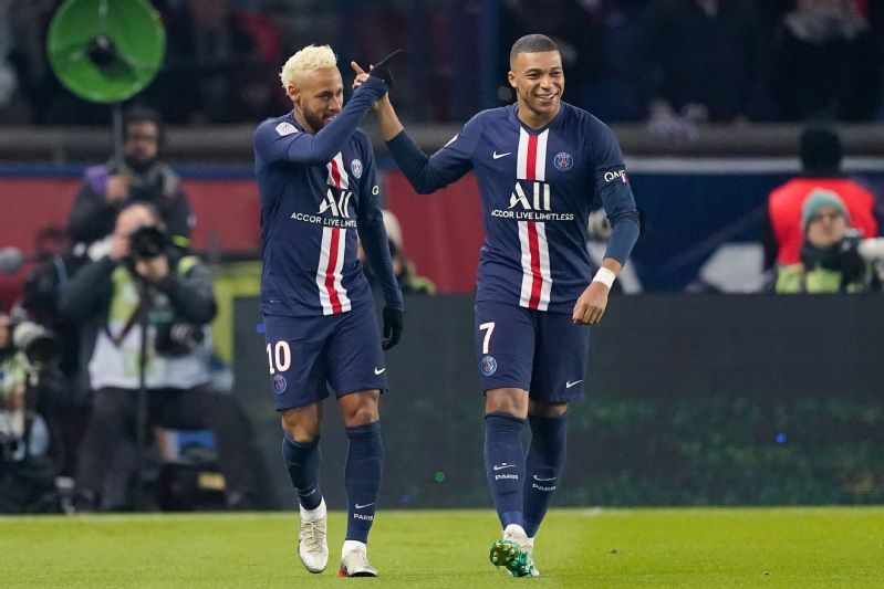 As Monaco Vs Paris Saint Germain Football Match Summary January 15 2020 Espn