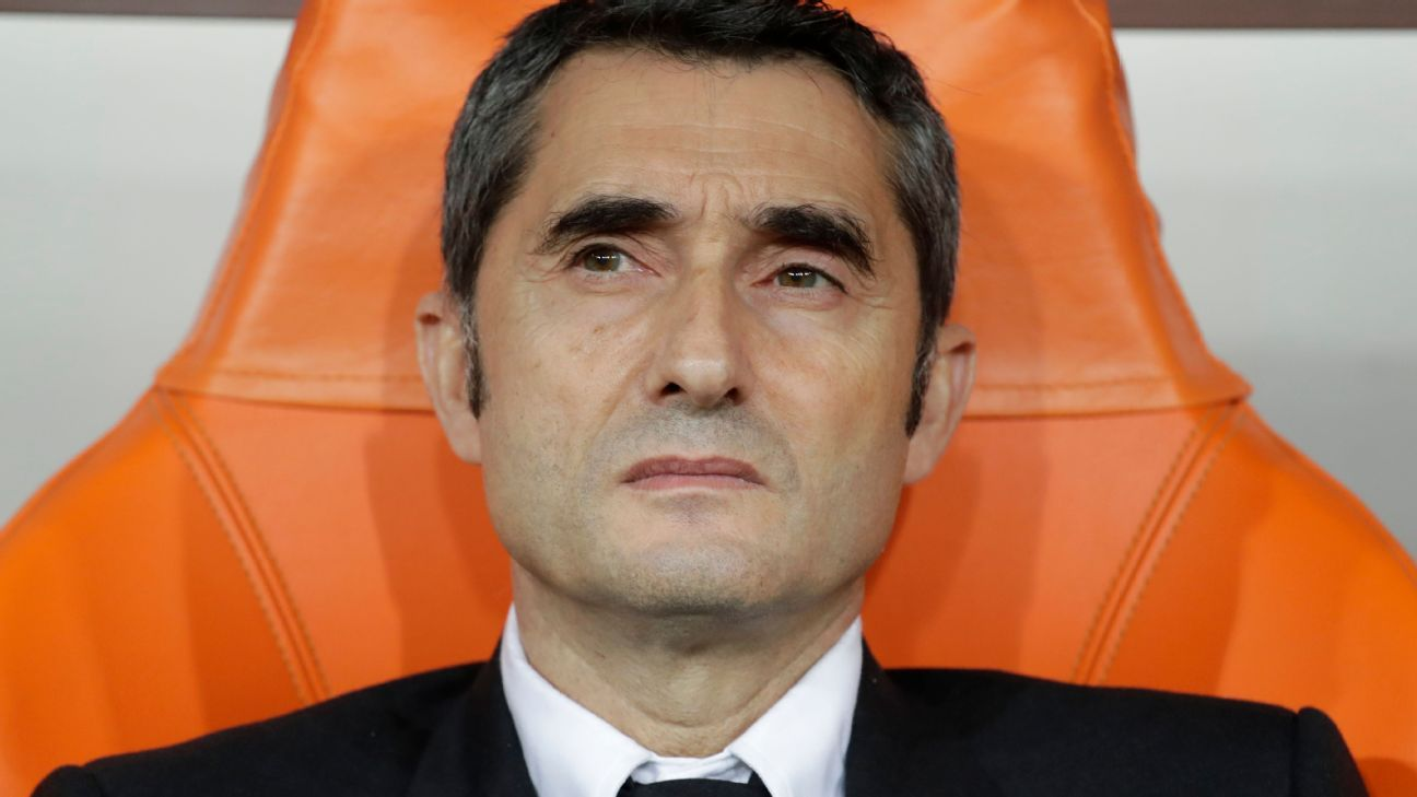 How Barcelona replaced Valverde with Setien: Inside the changes in the Camp Nou dugout