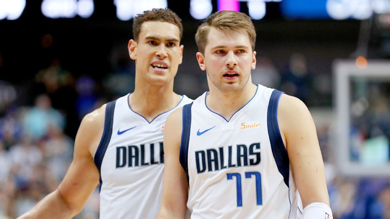 Ten NBA things I like and don't like, including the Luka Doncic-Dwight Powell dance