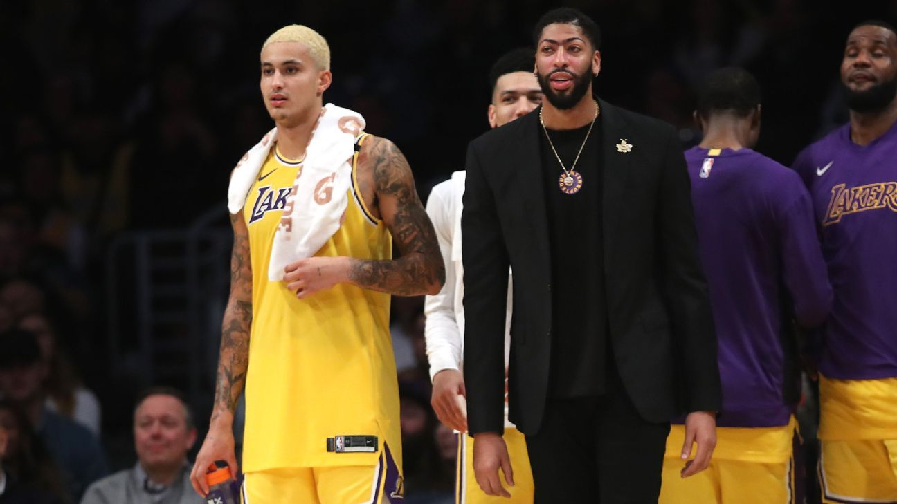 AD questionable ahead of Lakers tilt vs. Rockets