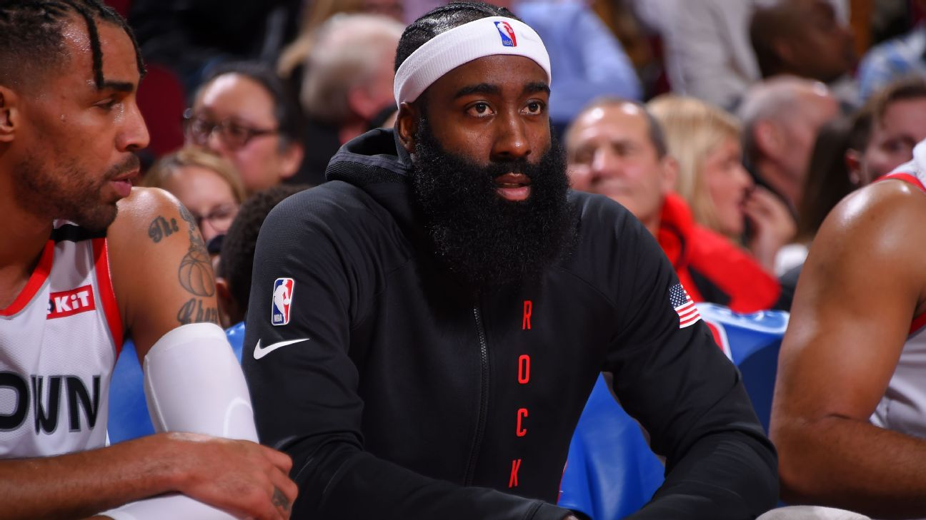 Rockets try to 'stay positive' after third consecutive loss