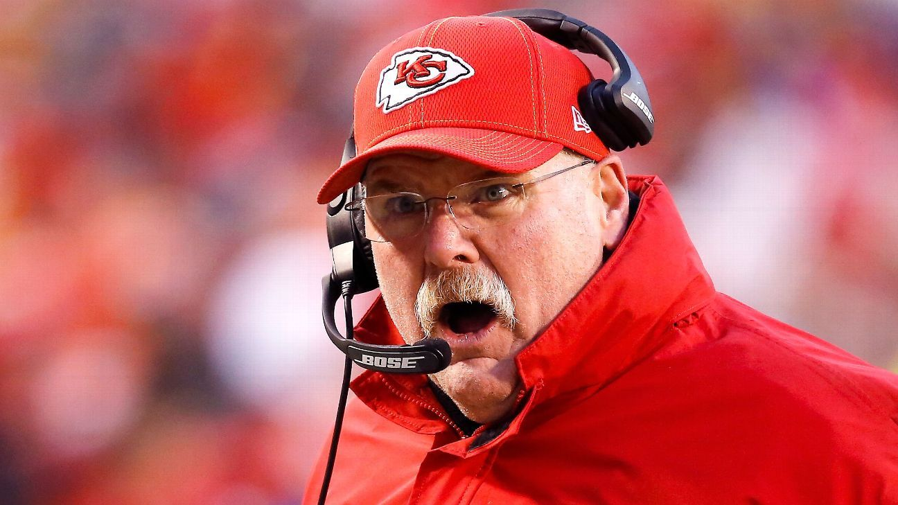 Why Chiefs coach Andy Reid's legacy is on the line in Super Bowl LIV