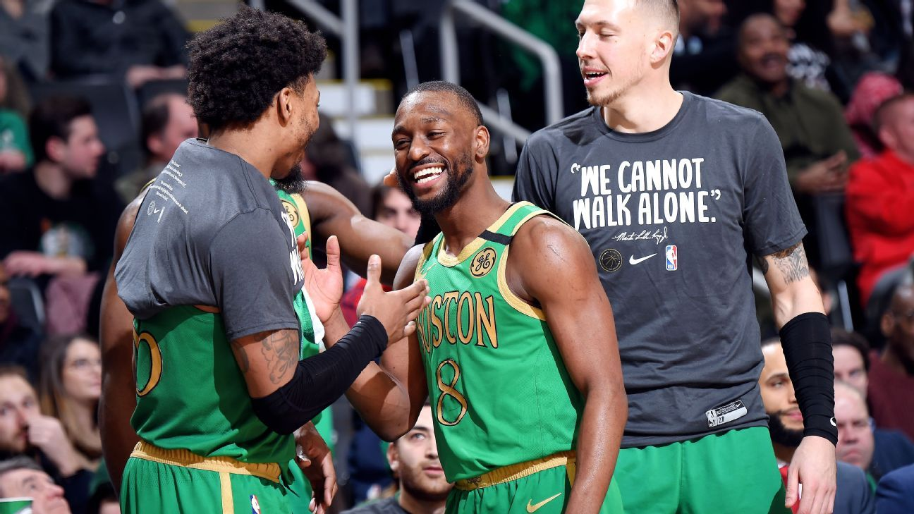 Can the Celtics maintain the magic they found against the Lakers?