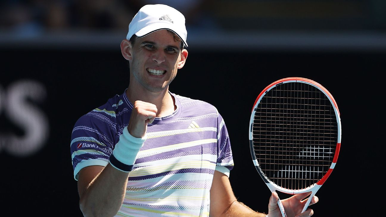Dominic Thiem parts ways with Thomas Muster as coach