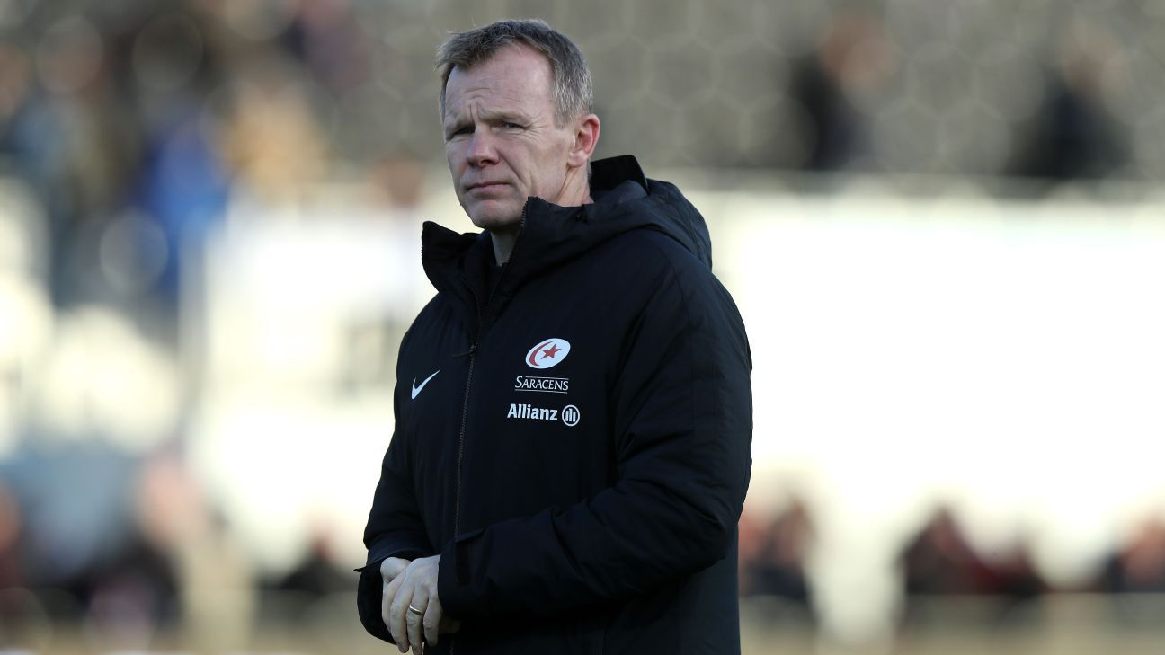 Mark McCall: Saracens international players have 'clear view' on future plans