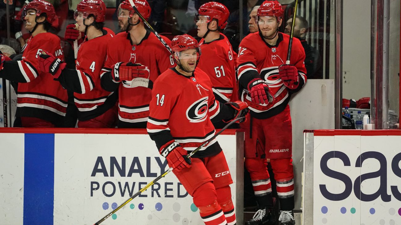 Waiver watch: Justin Williams still has the scoring touch