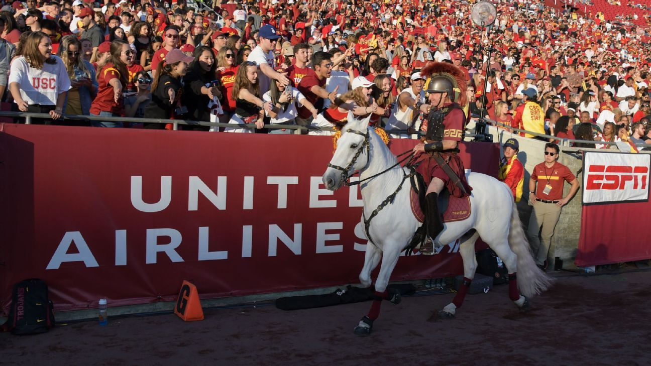 USC makes first-ever appearance in College League of Legends poll