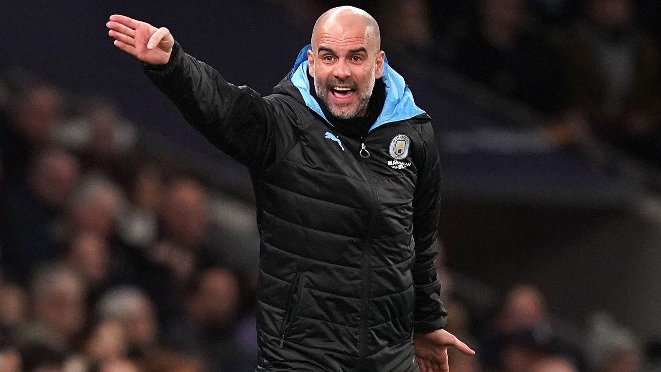 De Bruyne lauds Pep lineup 'surprise' in City win