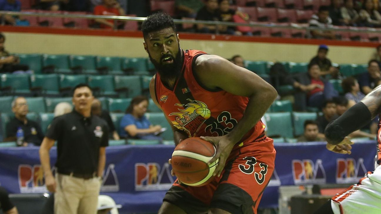 Tautuaa ready to fill hole left by Fajardo as SMB hunts for back-up bigs