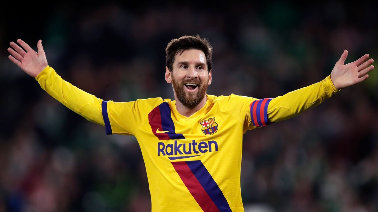Messi 8/10, Busquets 7/10 as Barca win five-goal thriller at Betis - ESPN