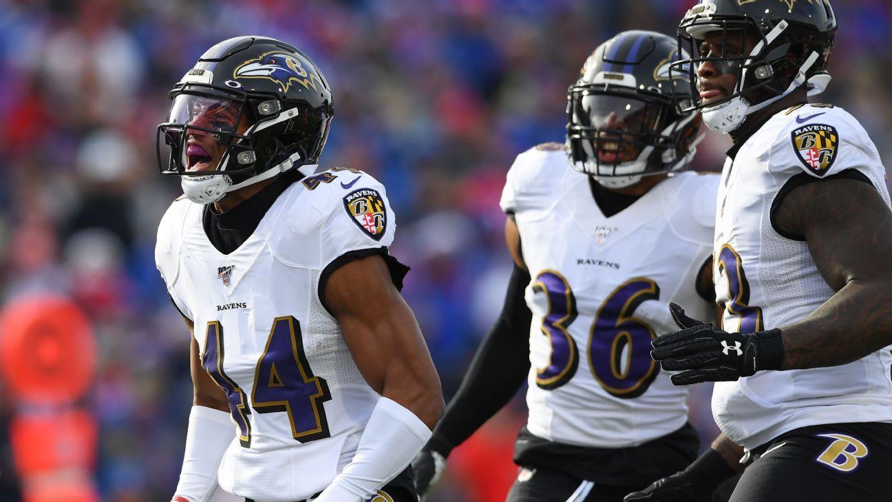 Offseason blitz: Ravens stress it's time to restock their defense