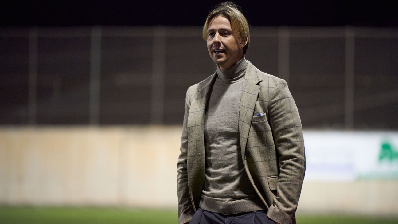 Real Madrid legend Guti denies partying with Almeria players - ESPN