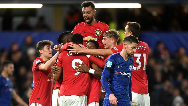 Chelsea vs. Manchester United thumbnail