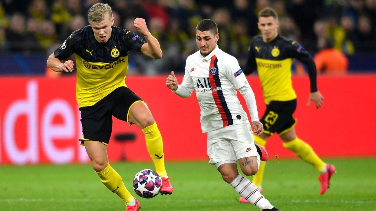 Paris Vs Dortmund