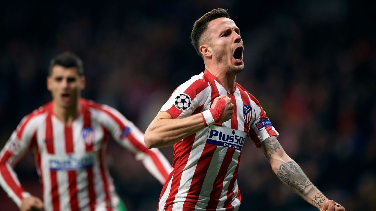 Transfer Talk - Can Man United persuade Saul to leave Atletico Madrid for Old Trafford? - ESPN