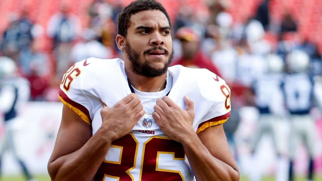 Source: Redskins' Reed cleared, will be cut soon