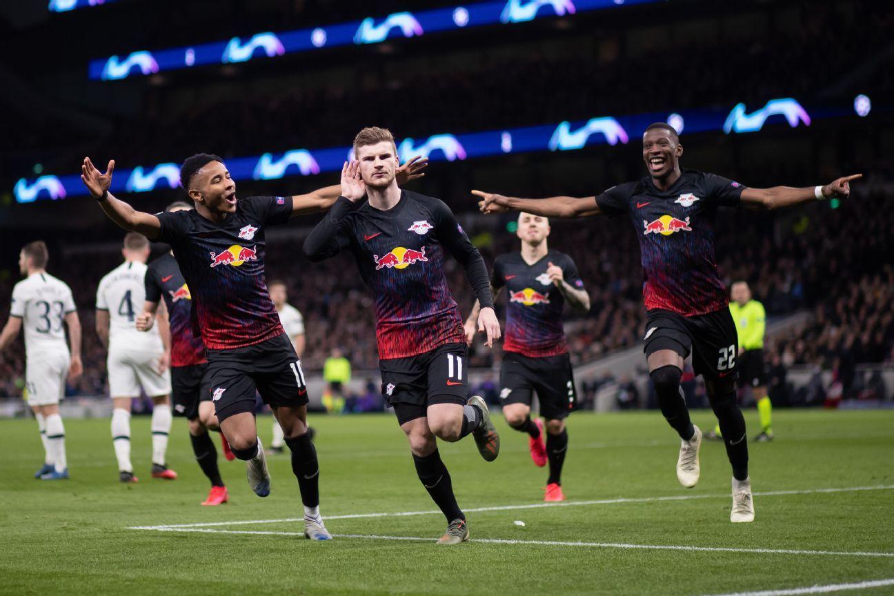 Rb Leipzig Team