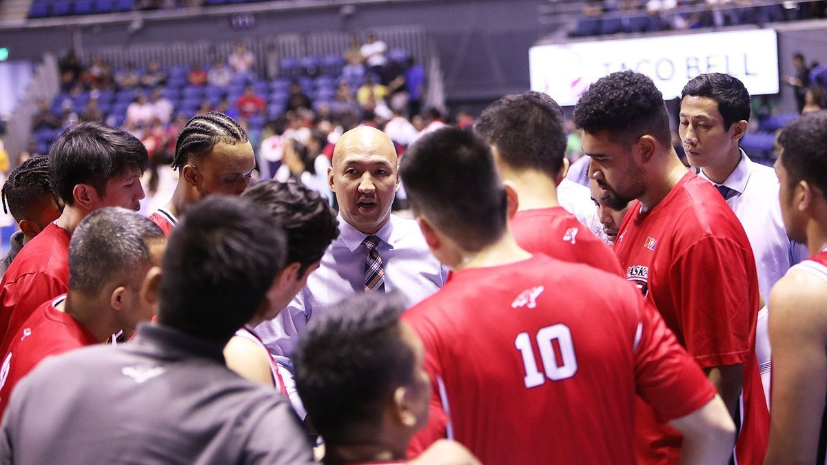 Cariaso pleased with Aces' results in mini-tournament