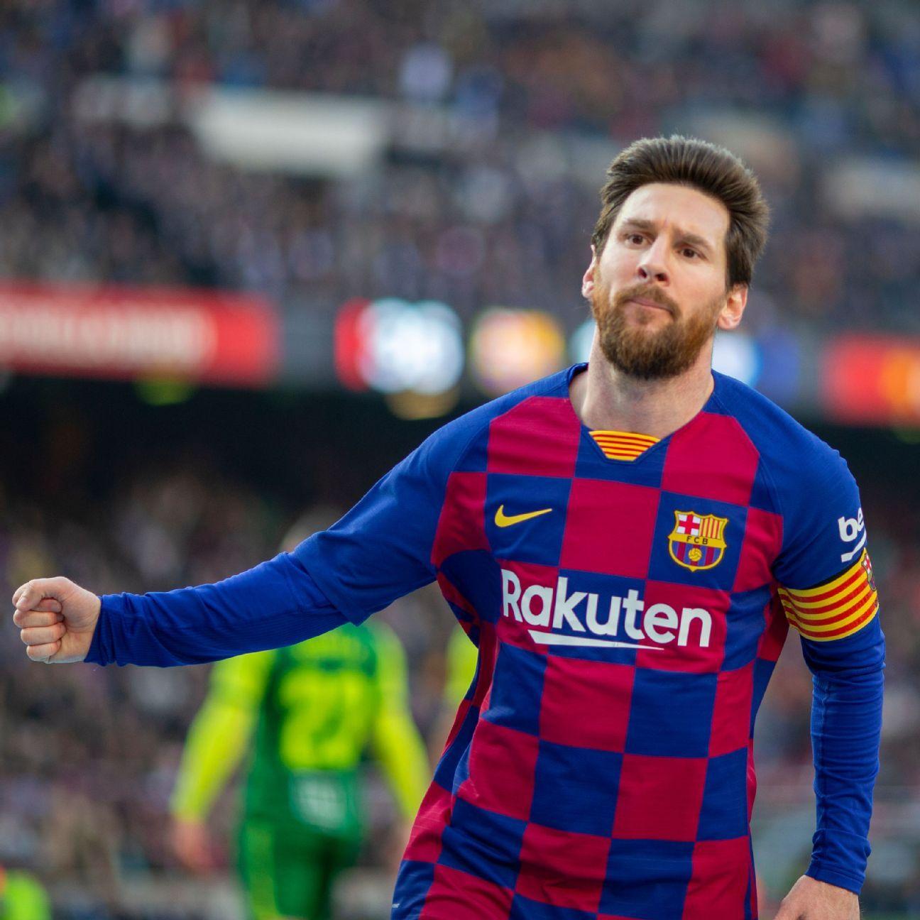 Barcelona Vs Eibar Football Match Report February   Espn