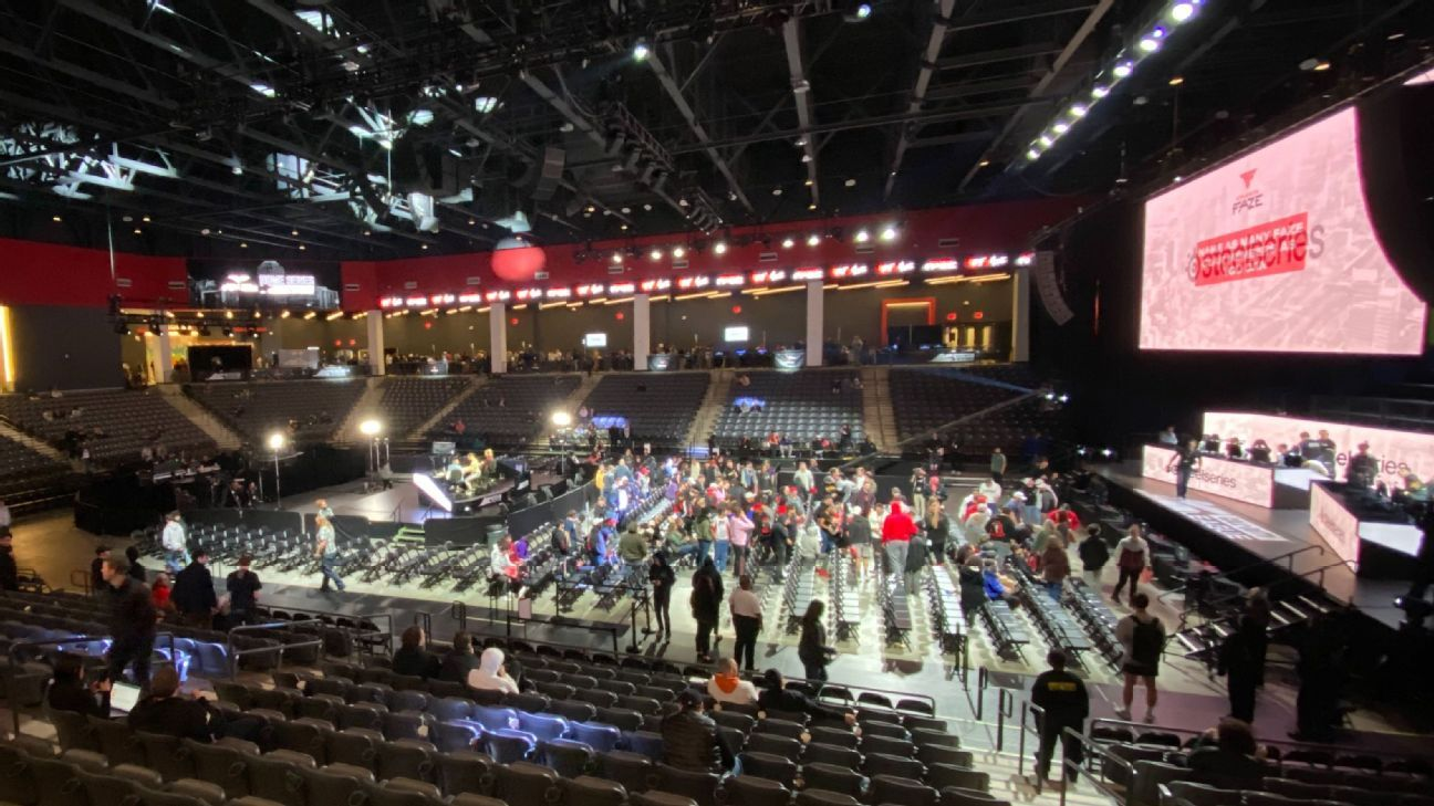 Atlanta homestand Day 1: Is a Huntsmen-FaZe final inevitable?