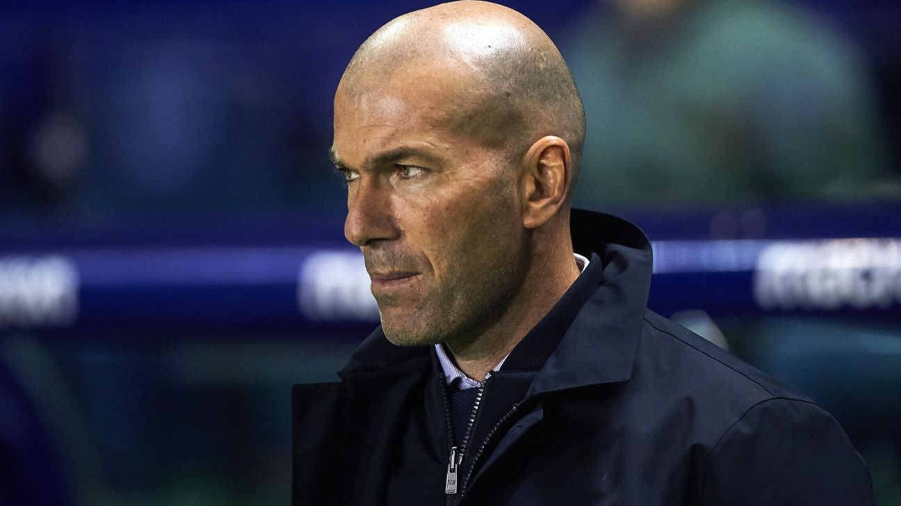 Time for Real Madrid, Zinedine Zidane to show us if they're for real