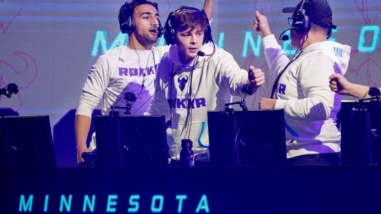 Call of Duty League coaches poll: Florida, Minnesota moving up