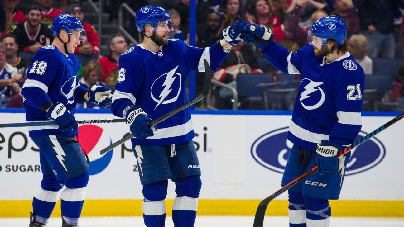 How the Lightning reelectrified themselves -- and how they stay lit