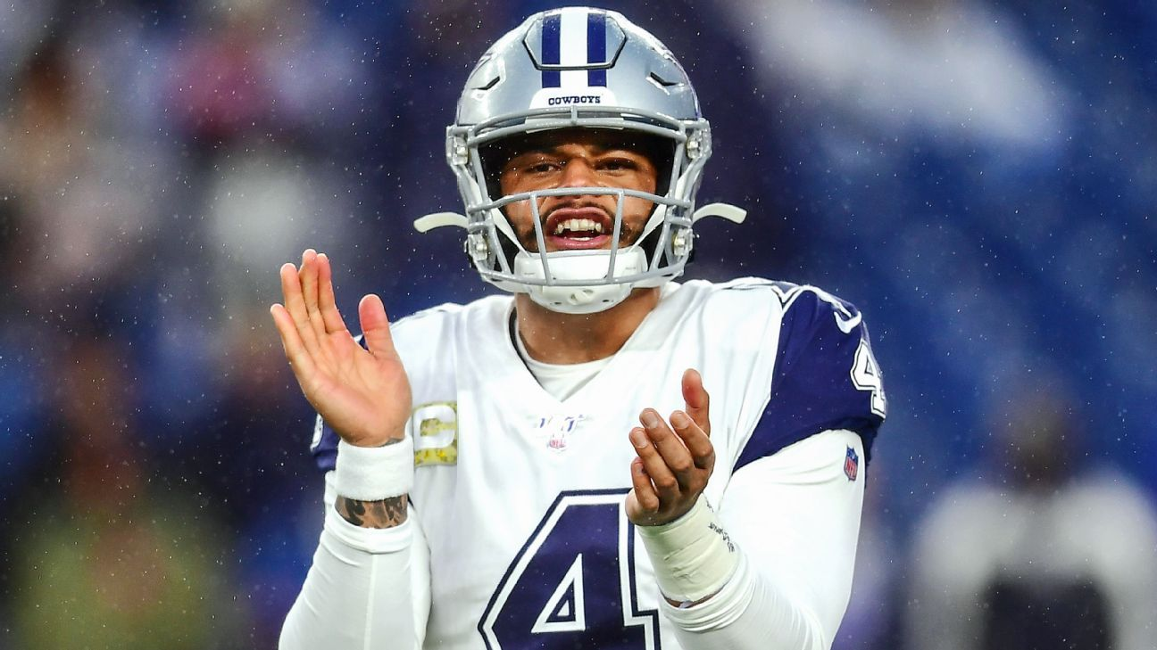 NFL free agency winners and losers: Why Dak, Kyler and Browns fans are happy