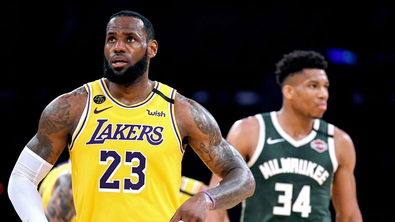 LeBron James: Closure will be tough if Lakers' season doesn't resume - ESPN Philippines