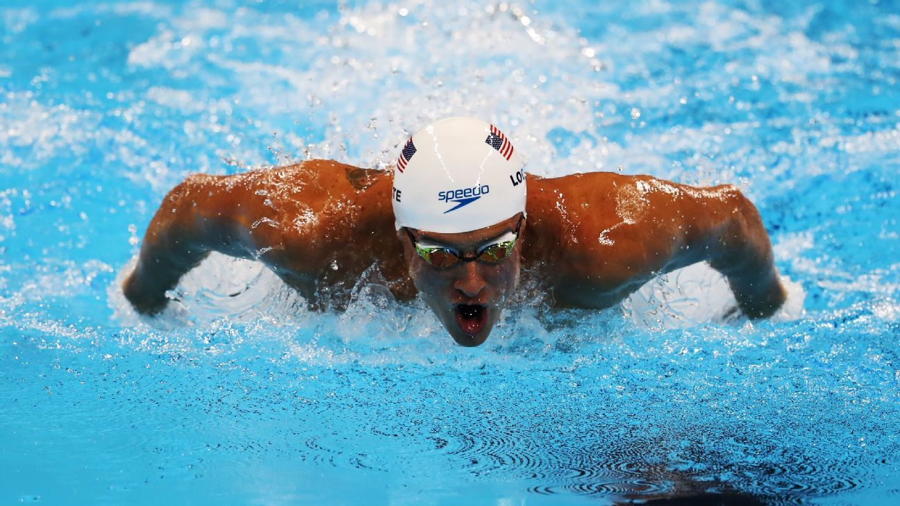 Why Ryan Lochte is well-equipped to handle Olympics postponement