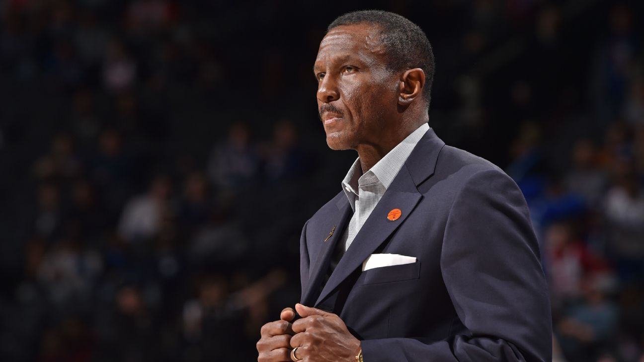 Dwane Casey describes how the Pistons confronted the coronavirus