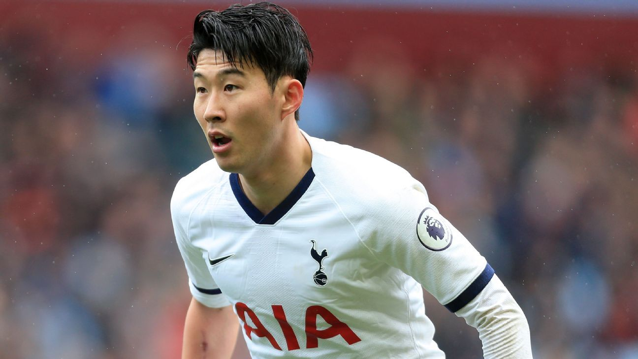 Spurs' Son to complete Korean military service