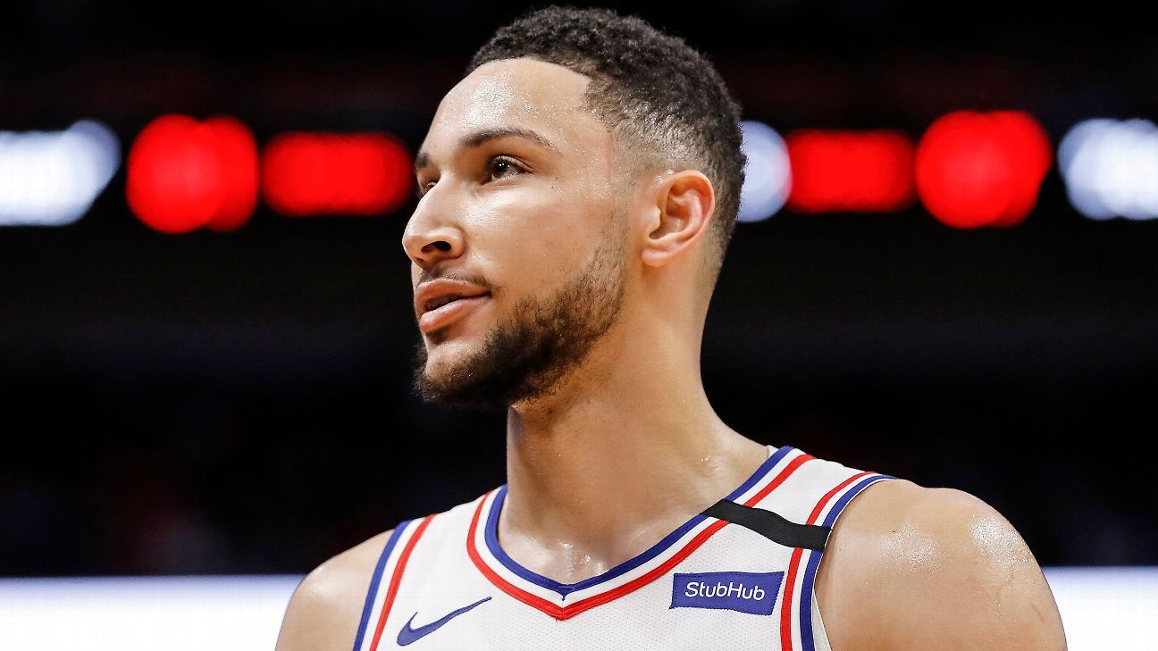 After requesting offseason trade, Philadelphia 76ers All-Star Ben Simmons won't be at training camp