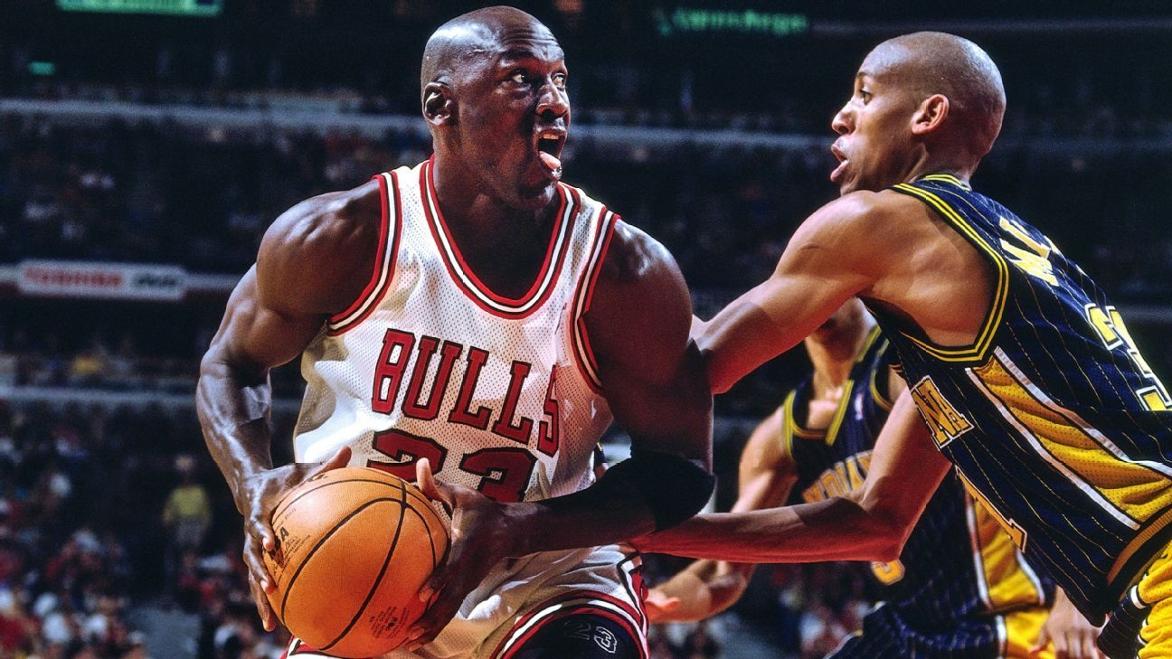Seven ways the NBA has changed since MJ's Bulls