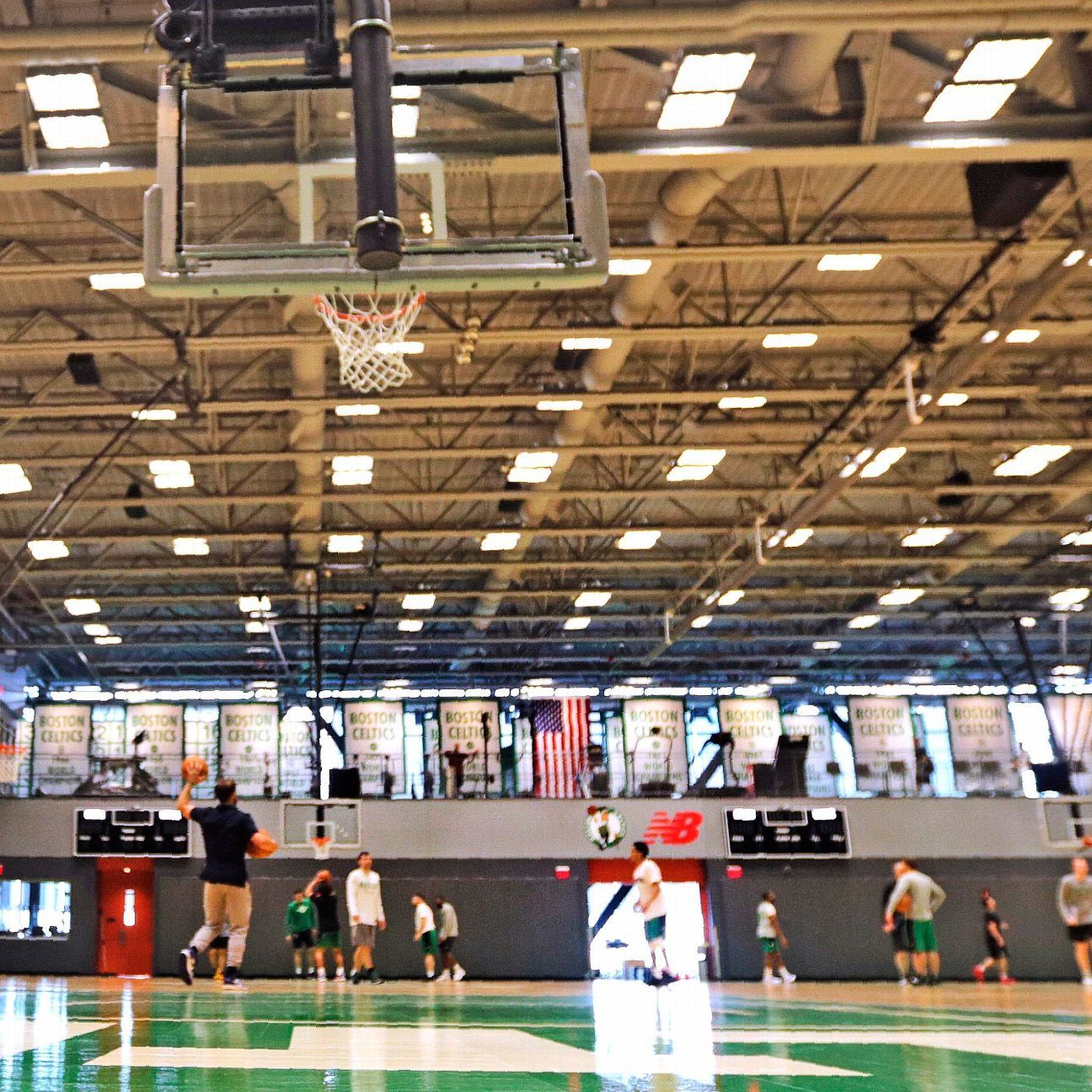 Sources - NBA reopening team practice facilities where local ...