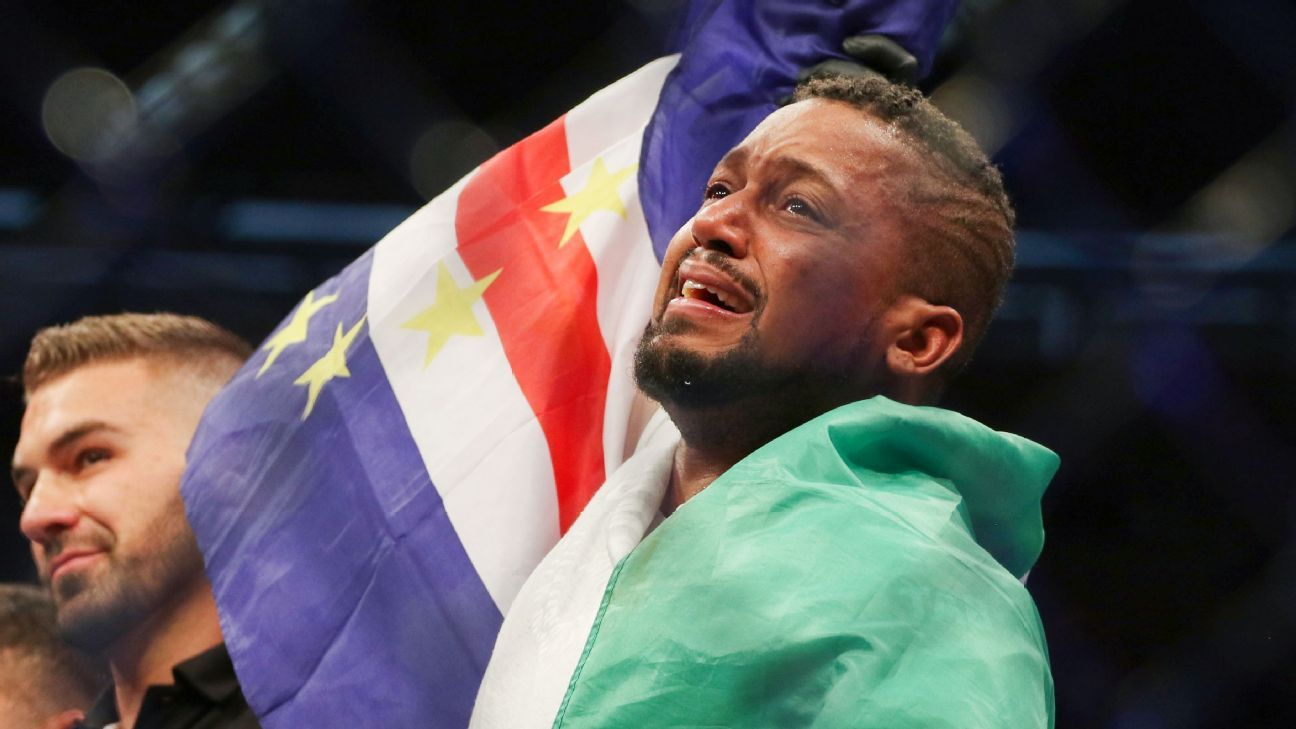 UFC 249: As Yorgan De Castro prepares for Greg Hardy, a city stands behind him