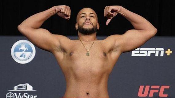 Zé Colmeia' mira bônus da noite no UFC Jacksonville para compensar ...