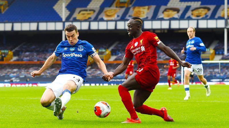 Everton Vs Liverpool Football Match Summary June 21 2020 Espn