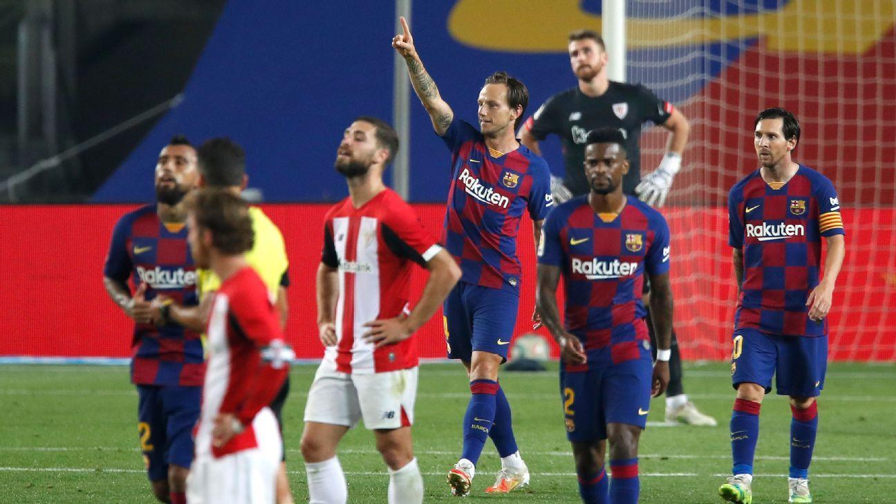 Barcelona vs. Athletic Bilbao - Resumen de Juego - 23 ...