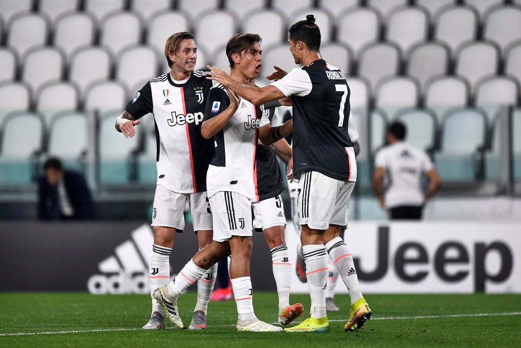Génova vs. Juventus - Reporte del Partido - 30 junio, 2020 - ESPN