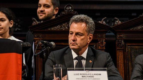 Após denúncia do MPF, presidente do Flamengo negocia acordo com procuradores