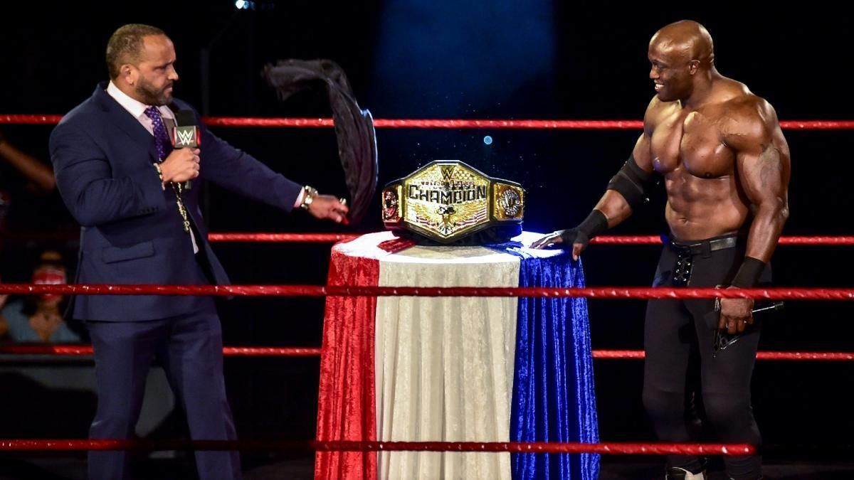 WWE weekly: Pandemic-related challenges creating opportunities for stars old and new