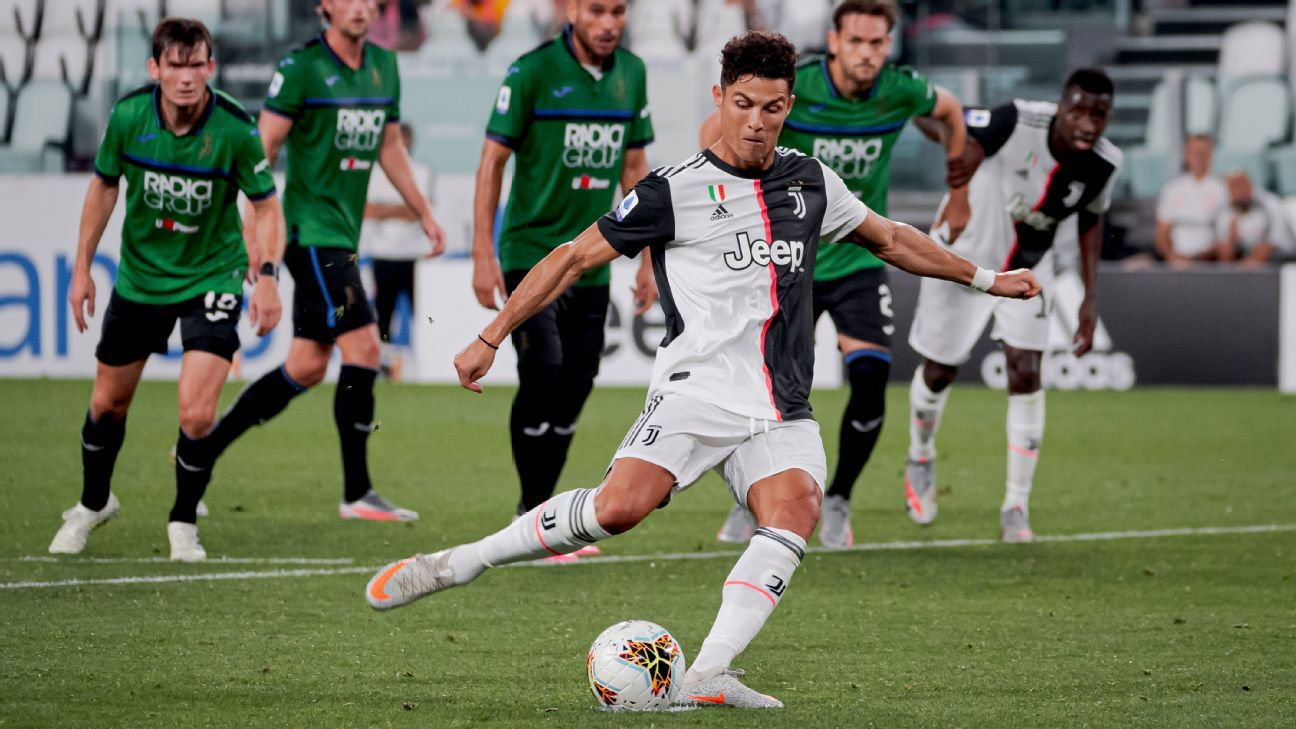 Juventus vs. Atalanta - Reporte del Partido - 11 julio, 2020 - ESPN
